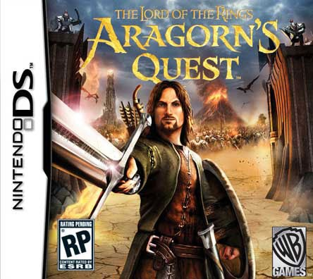 Nintendo DS - The Lord of the Rings: Aragorn`s Quest