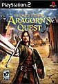 PS2 - The Lord of the Rings: Aragorn`s Quest - By WB Games
