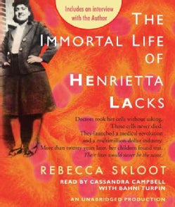 The Immortal Life of Henrietta Lacks (CD-Audio)