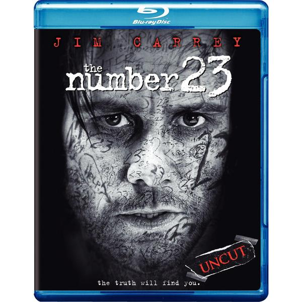 The Number 23 (Blu-ray Disc) 5473524
