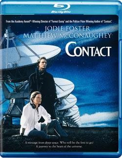 Contact (Blu-ray Disc)