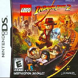 NinDS - LEGO Indiana Jones 2: The Adventure Continues
