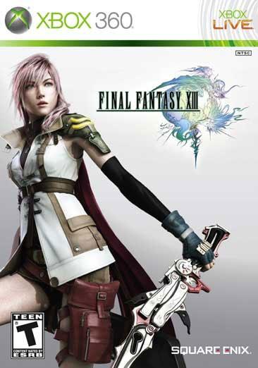 Xbox 360 - Final Fantasy XIII