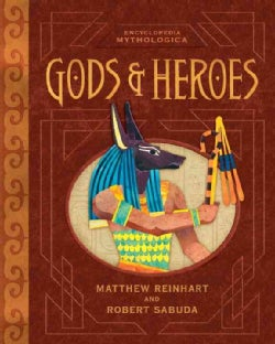 Gods & Heroes (Novelty book)