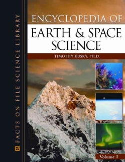 Encyclopedia of Earth and Space Science (Hardcover)
