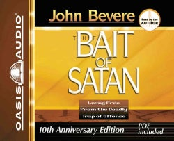 Bait of Satan: Living Free from the Deadly Trap of Offense (CD-Audio)