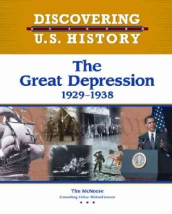 The Great Depression 1929-1938 (Hardcover)