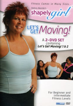 Shapelygirl: Let's Get Moving! Low Impact And Toning Cardio (DVD)