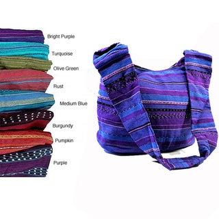 San Juan Half Moon Shoulder Bag (Guatemala)
