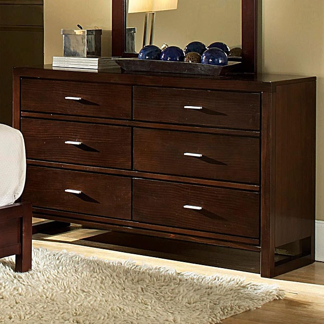TRIBECCA HOME Ferris Collection 6-drawer Dresser