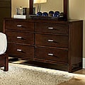 Ferris Collection 6-drawer Dresser