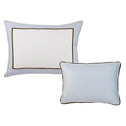 Bacati Metro Decorative Pillows (Set of 2)