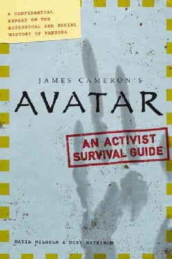 Avatar: A Confidential Report on the Biological and Social History of Pandora (Paperback)