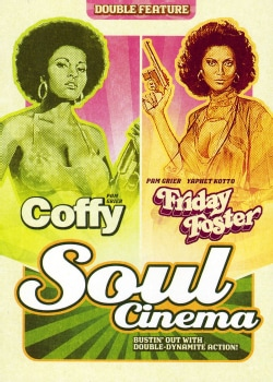 Coffy/Friday Foster (DVD)