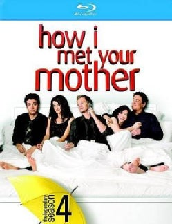 How I Met Your Mother Season 4 (Blu-ray Disc)
