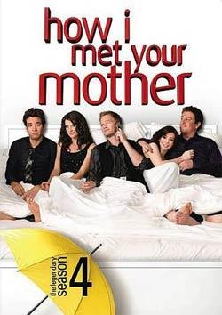 How I Met Your Mother Season 4 (DVD)