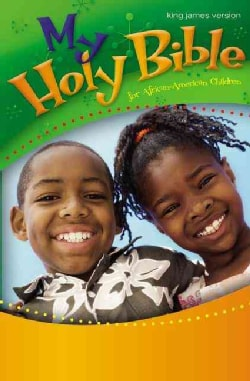 My Holy Bible for African-American Children: King James Version (Hardcover)