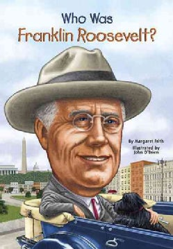 Who Was Franklin Roosevelt? (Paperback)