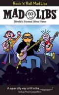 Rock 'n' Roll Mad Libs (Paperback)