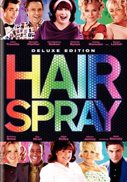 Hairspray (Deluxe Edition) (DVD)