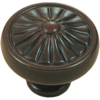 Darlington Oil-rubbed Bronze Cabinet Knob (Pack of 5)