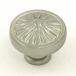 Darlington Satin Nickel Cabinet Knobs (Pack of 10)