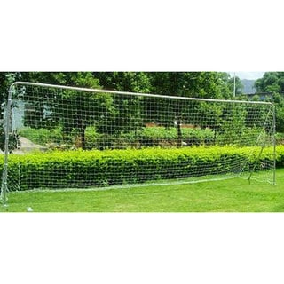 TNT 24x8-feet Regulation Steel Soccer Goal with Net