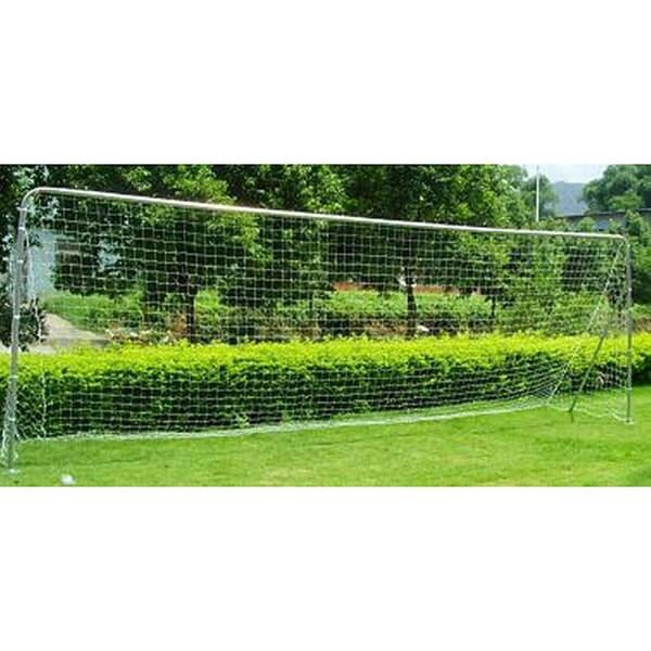 TNT 24x8-feet Regulation Steel Soccer Goal with Net
