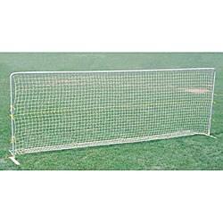 TNT Soccer Rebounder Trainer Goal 18' x 7'