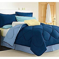 Dorm-Room-in-a-Box Twin XL-size 10-piece Set