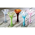 Impulse! Dot Martini Glasses (Set of 4)