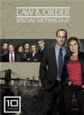 Law & Order: Special Victims Unit Season 10 (DVD)