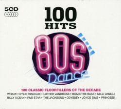 Various - 100 Hits 80's Dance