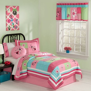 Gardeners Friend 3-piece Quilt Set