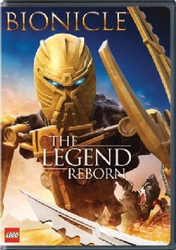Bionicle: The Legend Reborn (DVD)