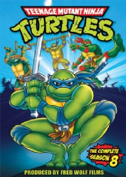 Teenage Mutant Ninja Turtles Season 8 (DVD)