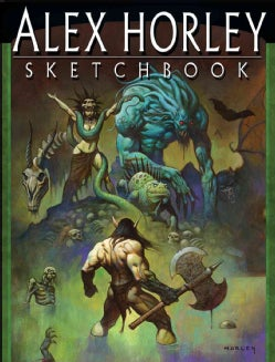 Alex Horley Sketchbook (Paperback)