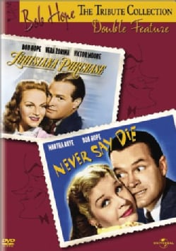 Louisiana Purchase/Never Say Die (DVD)