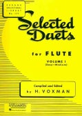 Selected Duets for Flute: (Easy-Medium) (Paperback)