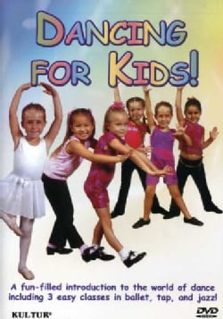 Dancing for Kids (DVD)