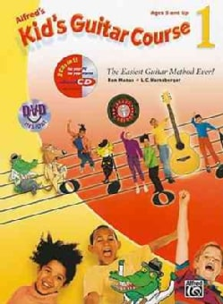 Kid's Guitar Course 1: The Easiest Guitar Method Ever!