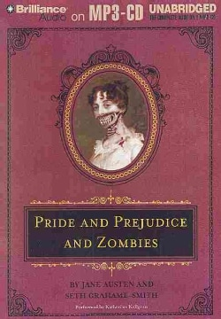 Pride and Prejudice and Zombies (CD-Audio)
