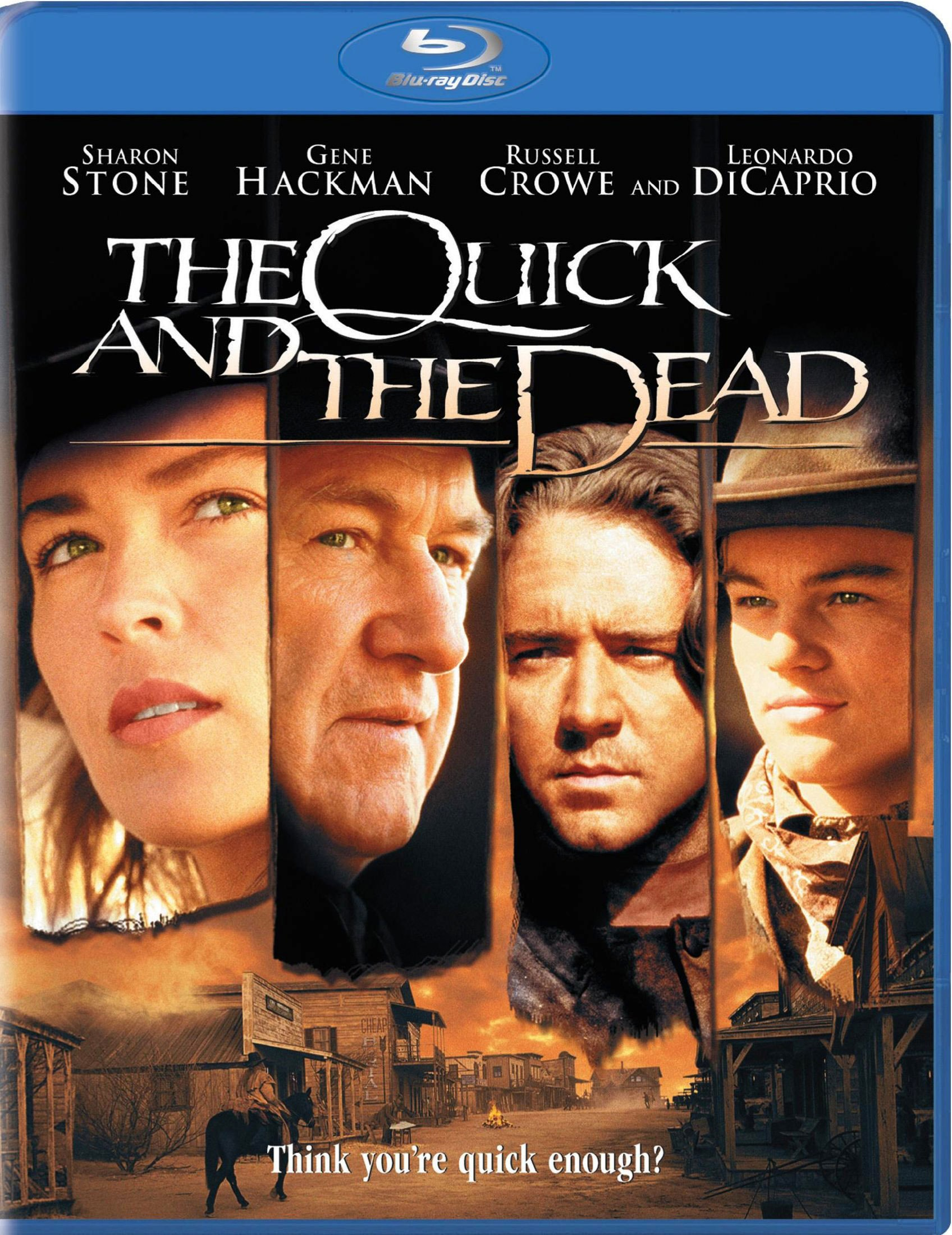 The Quick and The Dead (Blu-ray Disc)
