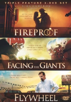Fireproof/Facing The Giants/Flywheel (DVD)