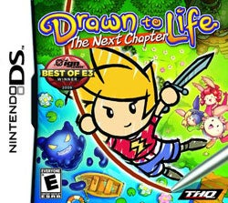 Nintendo DS - Drawn to Life: The Next Chapter