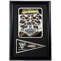 Pittsburgh Penguins 2009 NHL Champions 12x18 Sports Print