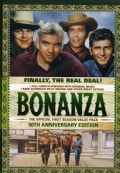 Bonanza: The Official First Season Vol. 1 & 2 (DVD)