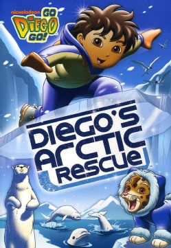 Go, Diego, Go!: Diego's Arctic Rescue (DVD)
