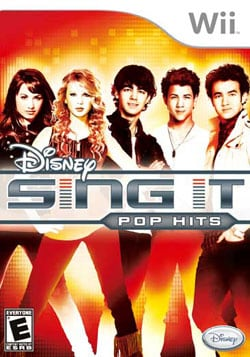 Wii - Disney Sing It: Pop Hits (game only)