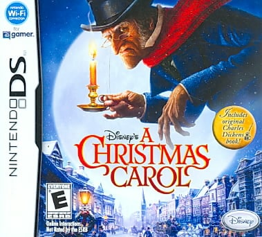 Nintendo DS - A Christmas Carol